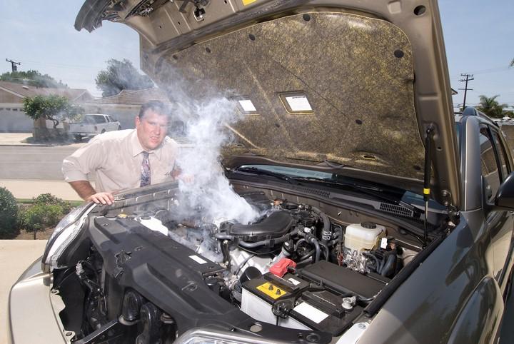 """Xe đi lâu sẽ bị """"nóng máy"""", cần nghỉ ngơi và nước máy càng mát càng tốt"""