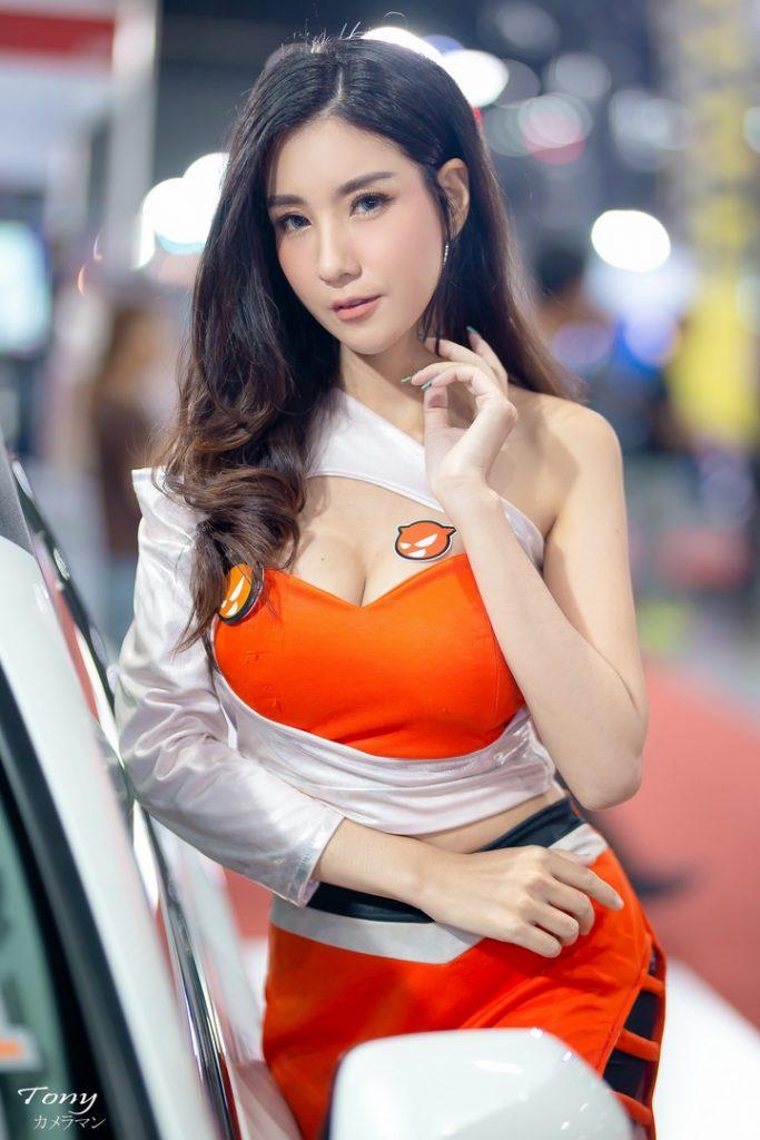 Hình ảnh những bóng hồng xuất hiện tại sự kiện Bangkok Auto Salon 2019 67
