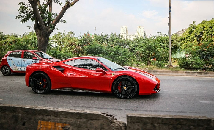 Ferrari 488 GTB tại Car & Passion 2018