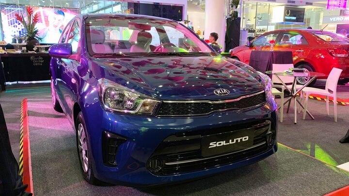 Kia Soluto 2019 ra mắt tại thị trường Philippines