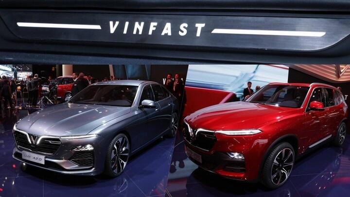 VinFast Lux A2.0 và Lux SA2.0 chốt thời gian giao xe lô đầu vào ngày 28/7