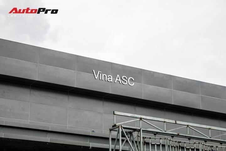 Vina ASC là công ty đứng ra phân phối Ferrari tại Việt Nam.