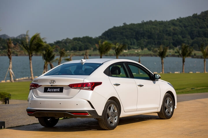 Hyundai Accent 2021 giá bao nhiêu ? 11