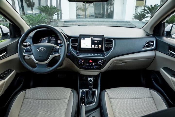 Hyundai Accent 2021 giá bao nhiêu ? 14