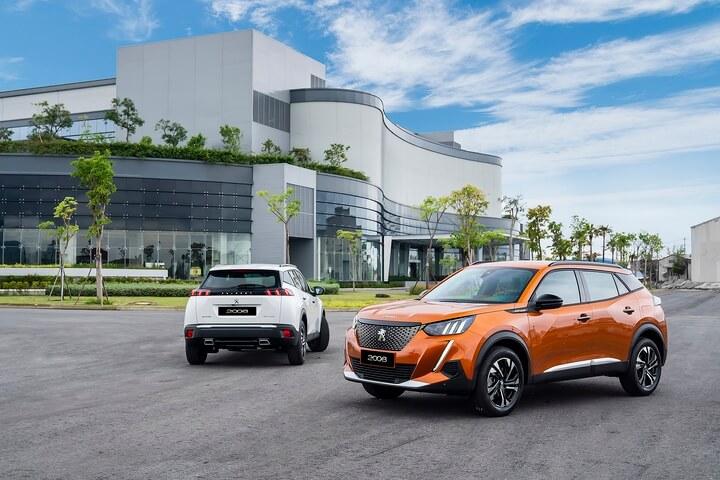 Peugeot 2008 ra mắt thị trường Việt Nam giá từ 739 triệu 22