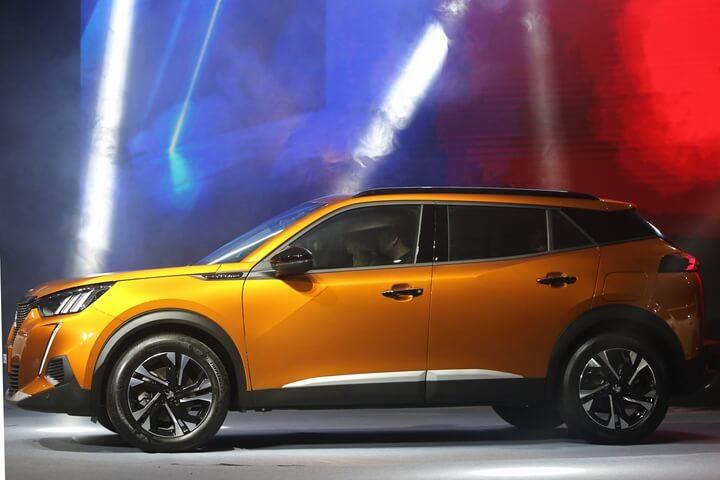 Peugeot 2008 ra mắt thị trường Việt Nam giá từ 739 triệu 13