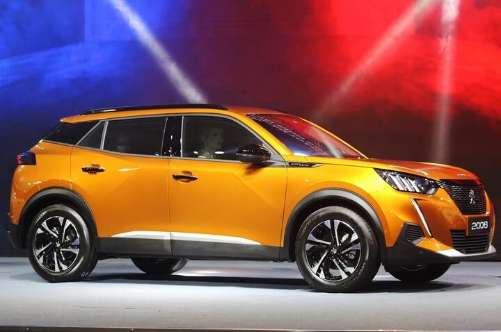 Peugeot 2008 ra mắt thị trường Việt Nam giá từ 739 triệu 14