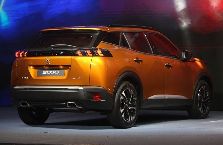 Peugeot 2008 ra mắt thị trường Việt Nam giá từ 739 triệu 15
