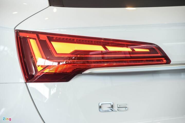Chi tiết Audi Q5 2021 giá từ 2,4 tỷ đồng tại Việt Nam 30