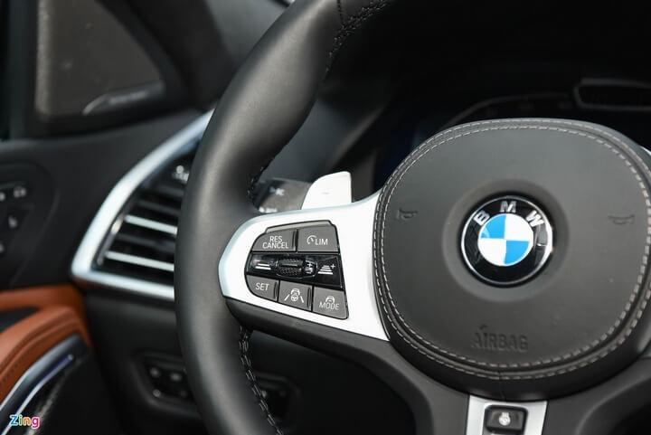 Soi chi tiết BMW X6 M Sport 2021 đầu tiên tại Việt Nam 22