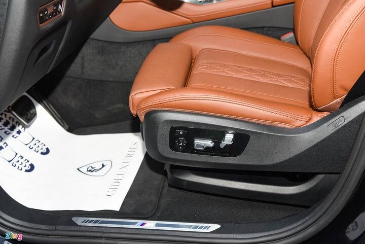 Soi chi tiết BMW X6 M Sport 2021 đầu tiên tại Việt Nam 24