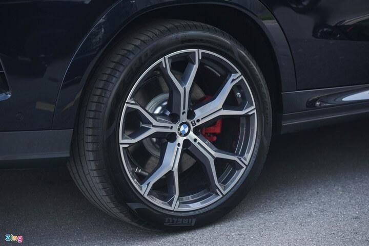 Soi chi tiết BMW X6 M Sport 2021 đầu tiên tại Việt Nam 16
