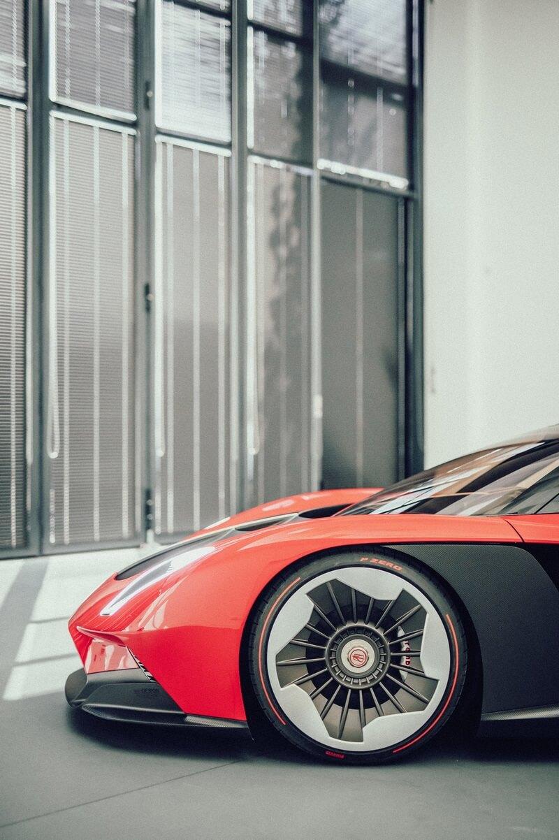 Hongqi S9 - Siêu xe Trung Quốc cạnh tranh với Lamborghini 14