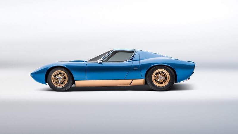 Những điều thú vị về Lamborghini không phải ai cũng biết 7