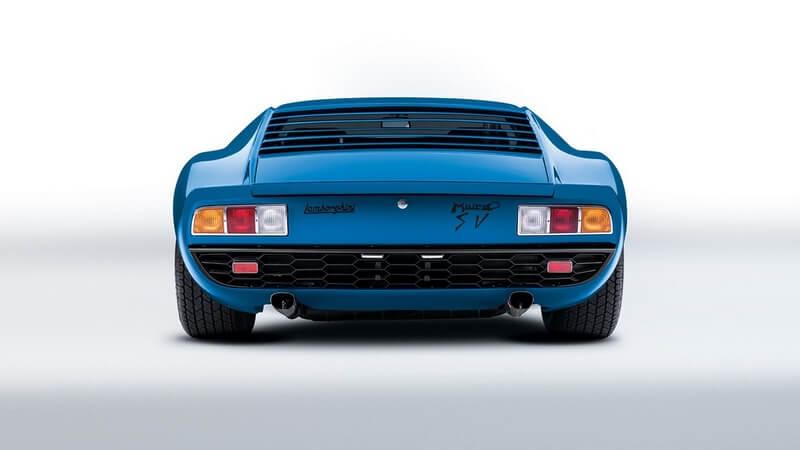 Những điều thú vị về Lamborghini không phải ai cũng biết 8