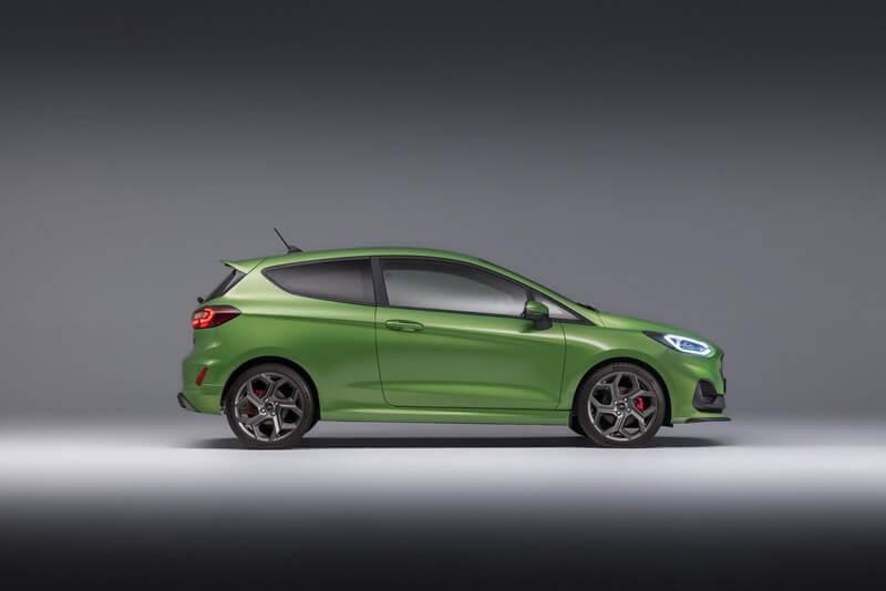 Ford Fiesta 2022 - thiết kế mới, thêm công nghệ 5