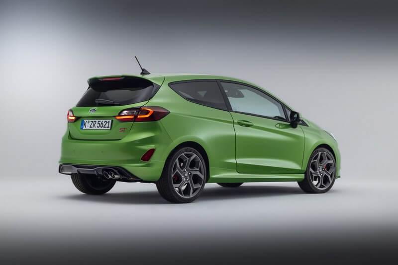 Ford Fiesta 2022 - thiết kế mới, thêm công nghệ 6