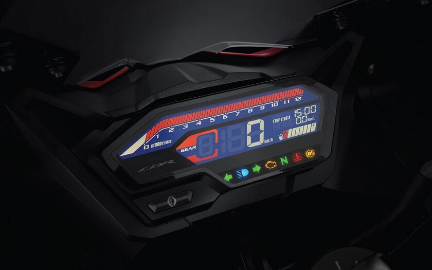 Honda CBR150R 2021 ra mắt tại Việt Nam, giá từ 70,99 triệu đồng 14