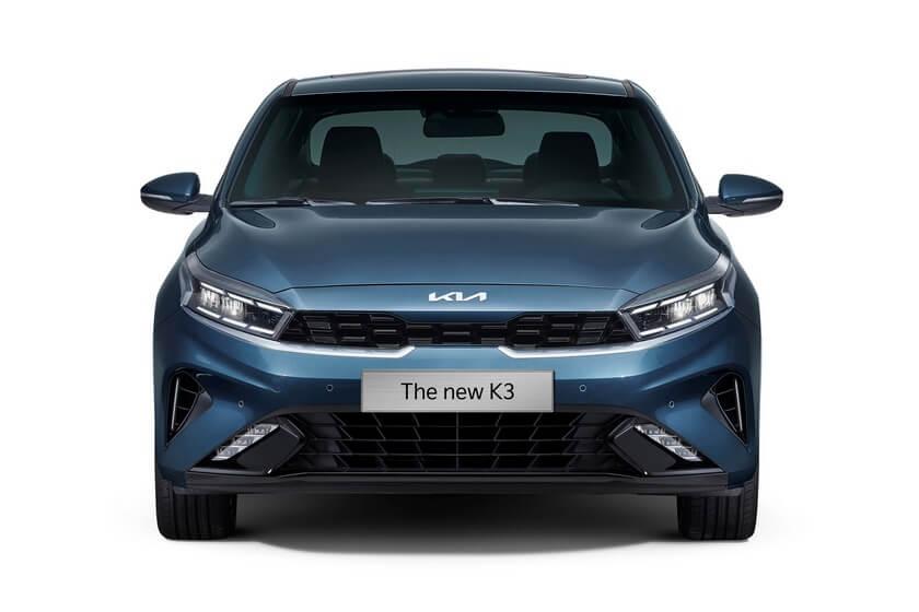 Kia Cerato đổi tên thành K3, tăng thêm giá bán tại Việt Nam 15