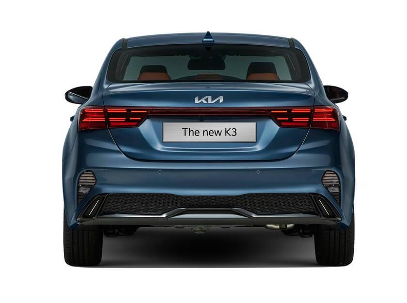 Kia Cerato đổi tên thành K3, tăng thêm giá bán tại Việt Nam 16