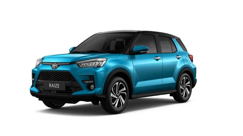 Toyota xác nhận sắp ra mắt Raize tại Việt Nam 8