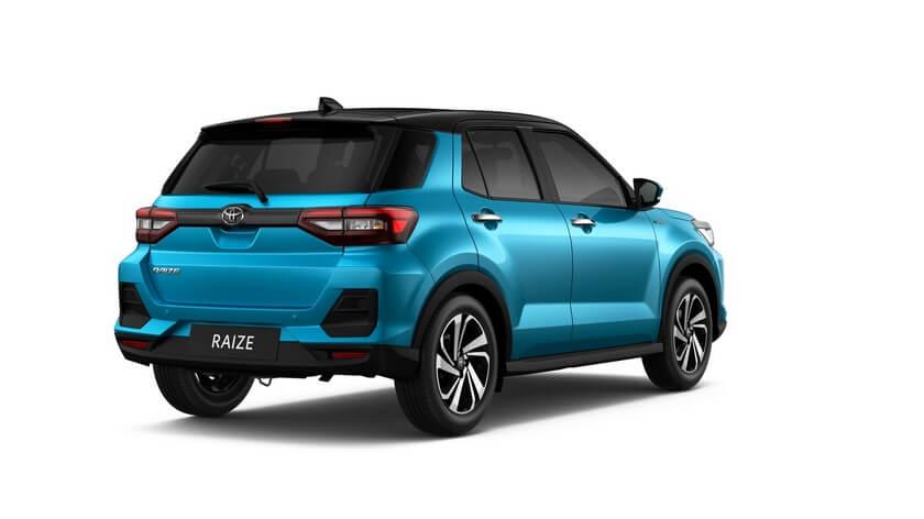 Toyota xác nhận sắp ra mắt Raize tại Việt Nam 9