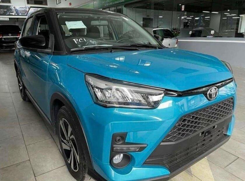 Toyota xác nhận sắp ra mắt Raize tại Việt Nam 14